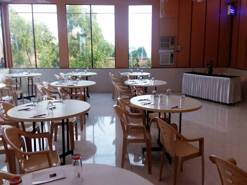 Sunflower Restaurant At Mantra Resorts near Pune