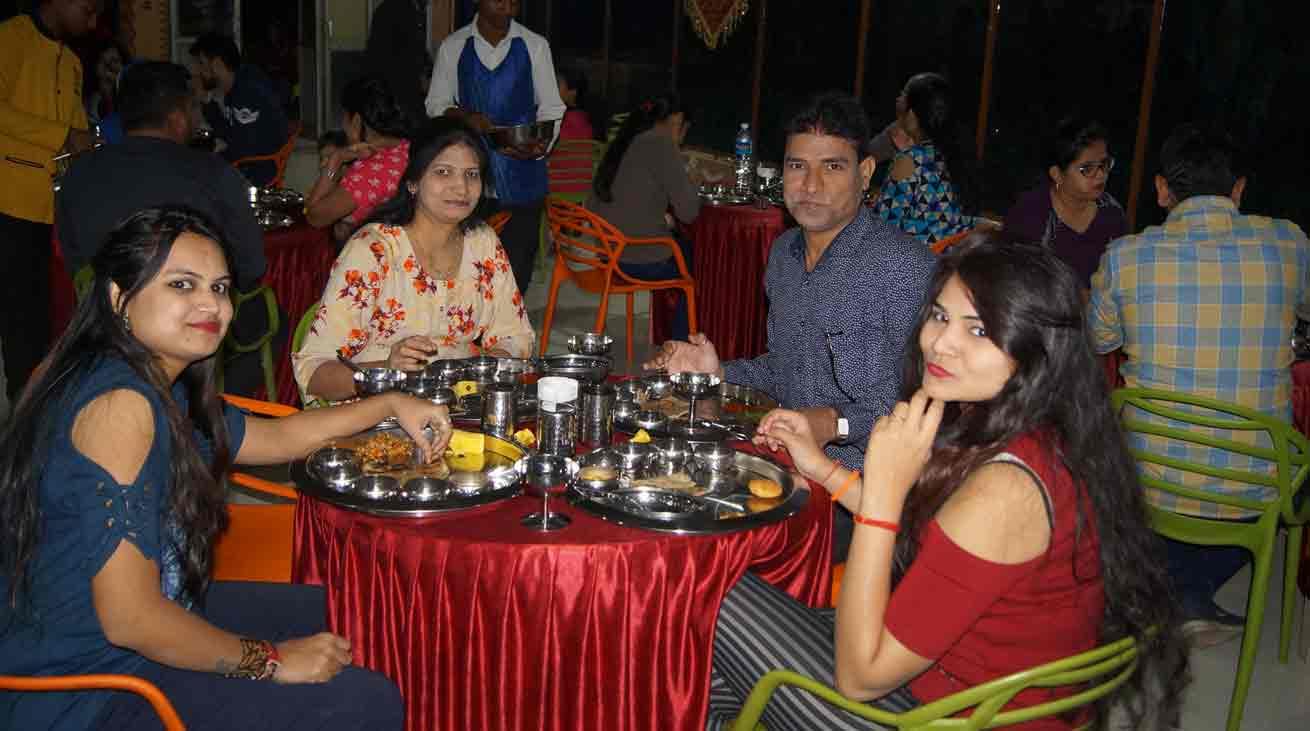A loud Lounge And Bar at Mantra Resorts near Pune